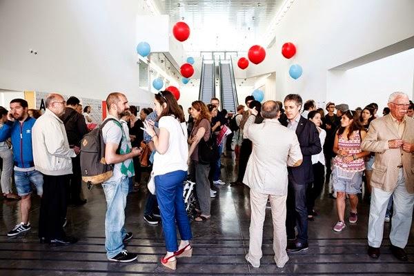 Ilia estudio interiorismo barcelona design week 2014 - Estudio interiorismo barcelona ...