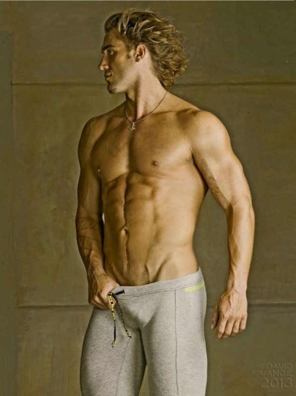 Download Greek Mythology Male Model: De Angelo by David Vance Photos