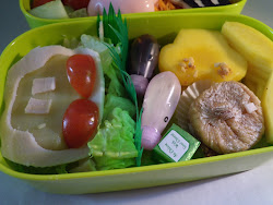 Les gamelles de Dey : mon blog 100% bento
