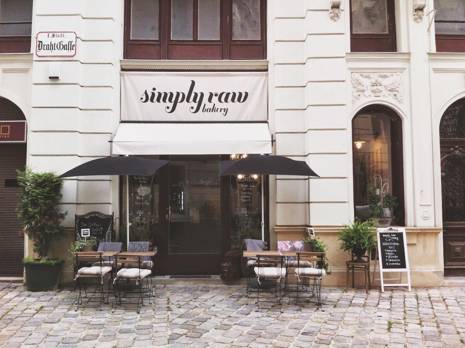 Vienna Eats // Simply Raw Bakery