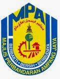 Jawatan Kerja Kosong Majlis Perbandaran Ampang Jaya (MPAJ) logo www.ohjob.info
