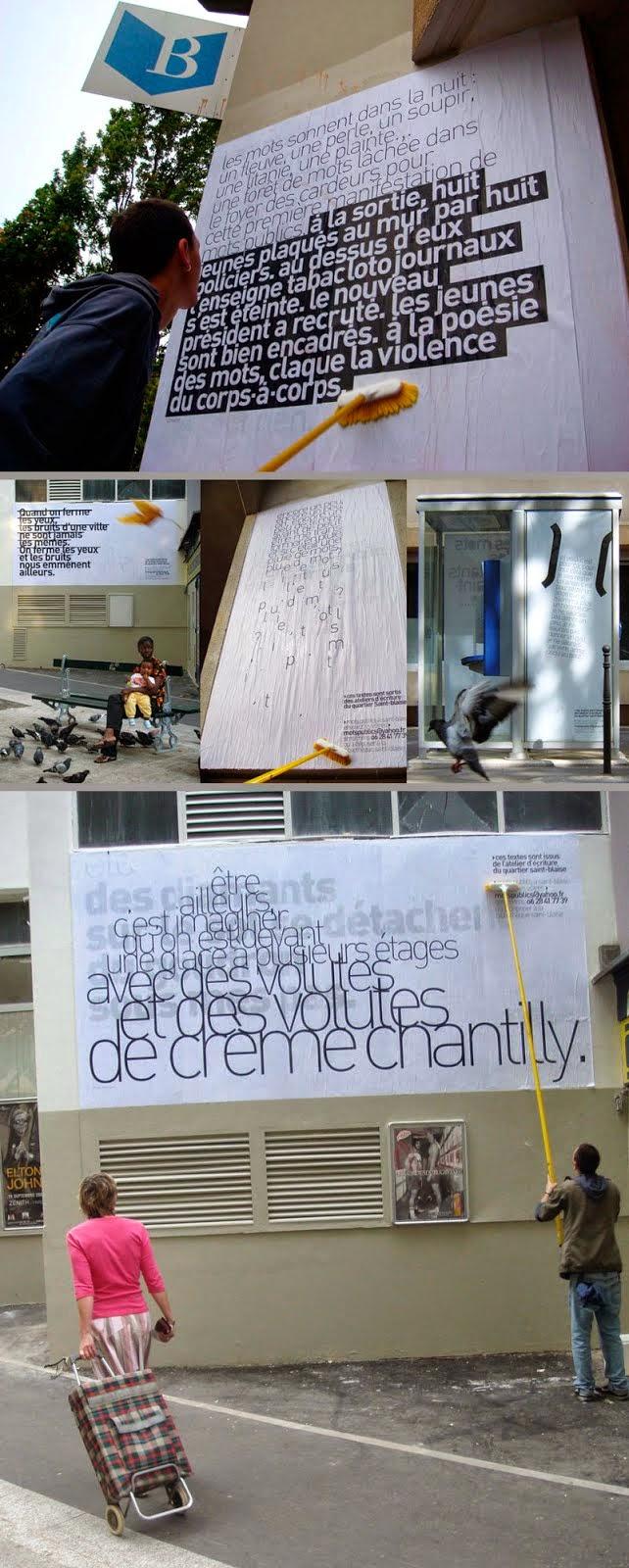 Mots Publics (collaboration avec Agrafmobile / Malte Martin)
