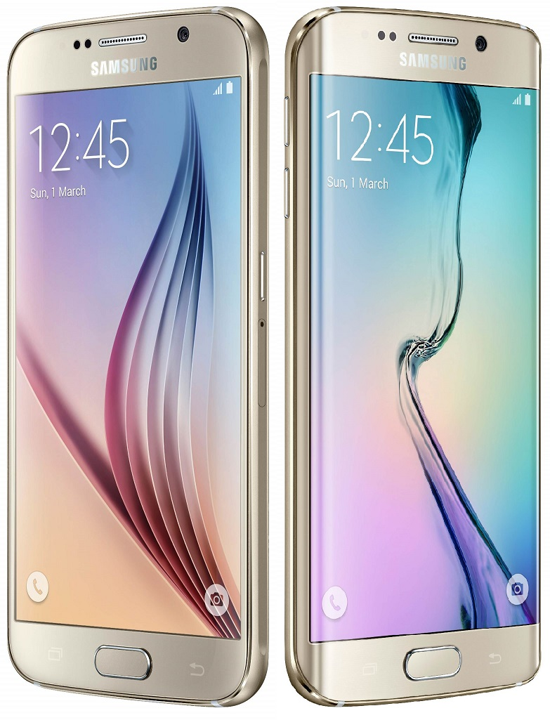 Samsung today announced that pre-orders of the Samsung Galaxy S6 and Galaxy S6 edge in the UK will commence on March 20, ahead of the April 10 release date.