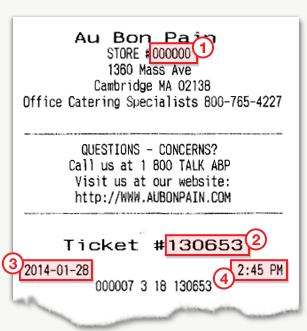 best buy receipt template