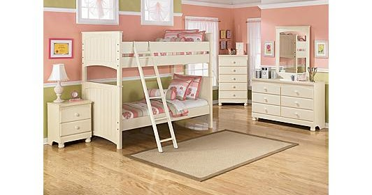 """Ashley Furniture HomeStore The """"Cottage Retreat"""" youth"""