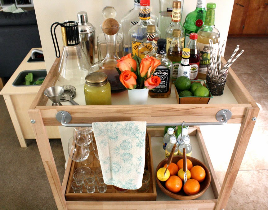 Home Drinks Bar Ideas