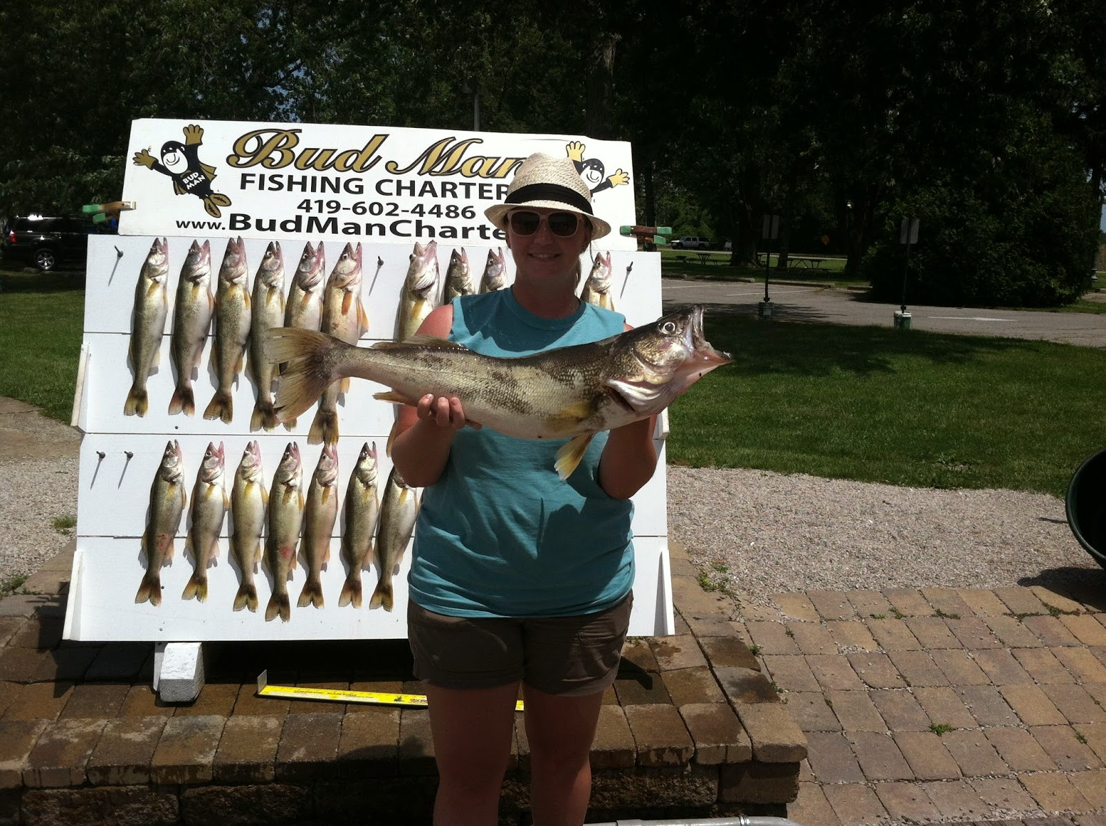 Lake erie walleye fishing reports east of pelee island 6 30 for Odnr fishing report