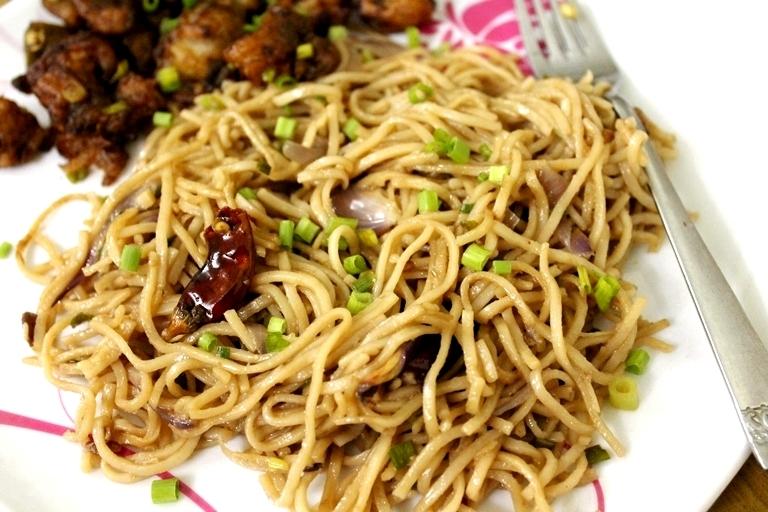 ... Garlic Noodles Recipe / Fried Garlic Noodles / Garlic Noodles Recipe