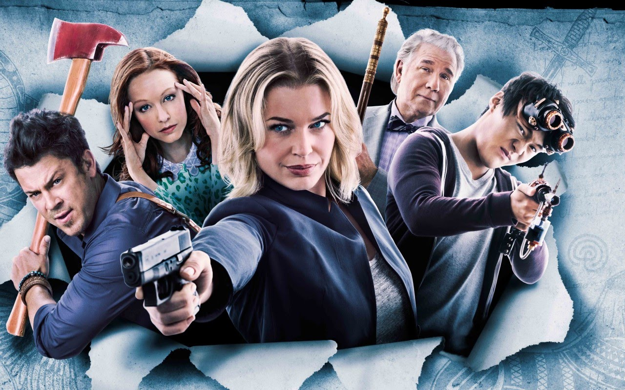 The Librarians: 4×1
