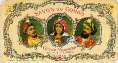 Savon du Congo (variante)