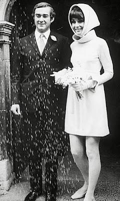 Bodas: Audrey Hepburn & Andrea Dotti wedding (1969)