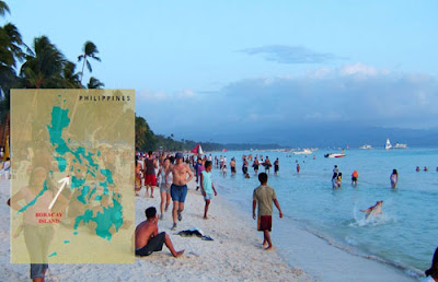Best Beaches in The Philippines #2 Boracay
