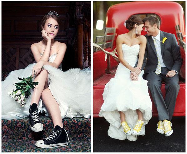 Ben noto Scarpe comode per la sposa CZ65