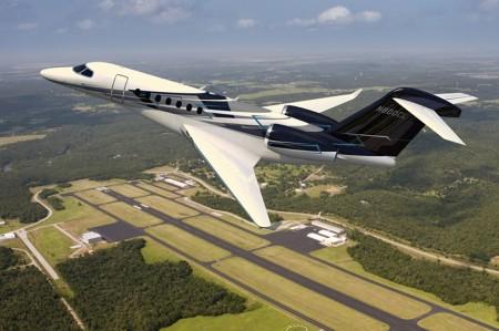 Cessna Ha Citado Para Su Nuevo Citation Longuitude Que Entrar En