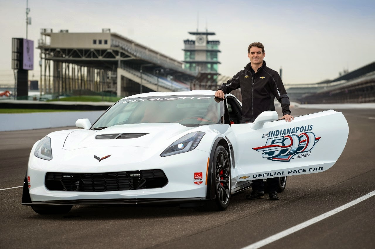 Chevrolet Corvette Z06 Indianapolis 500 Pace Car