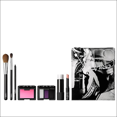 SILVER FACTORY SET NARS ANDY WARHOL
