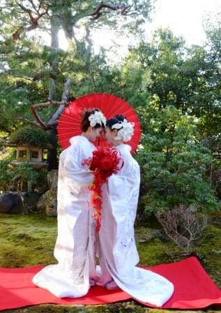 GAY JAPAN | Zen weddings ...