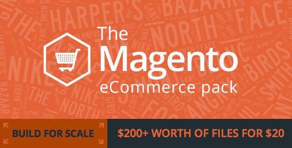 free Magento eCommerce theme