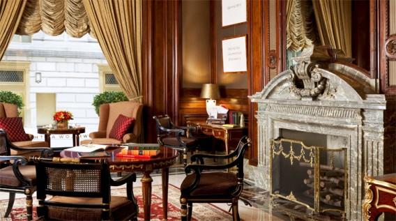 Luxury Baku The Bentley Suite At St Regis New York Hotel