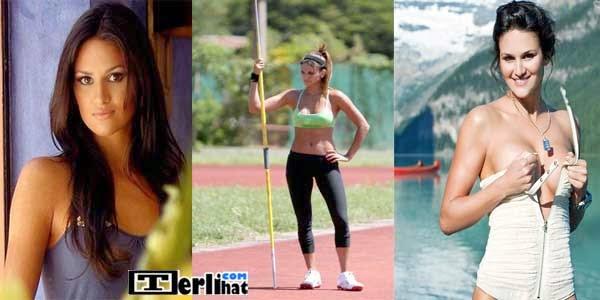 Atlet Wanita Tercantik dan Terseksi Di Dunia Leryn Franco