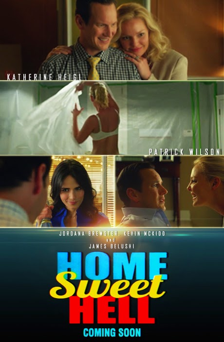 Home Sweet Hell (2015) HDRip tainies online oipeirates