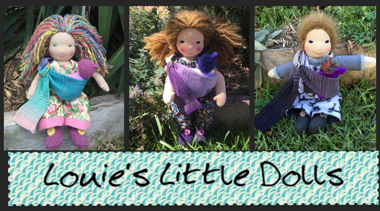 Louies Little Dolls online shop