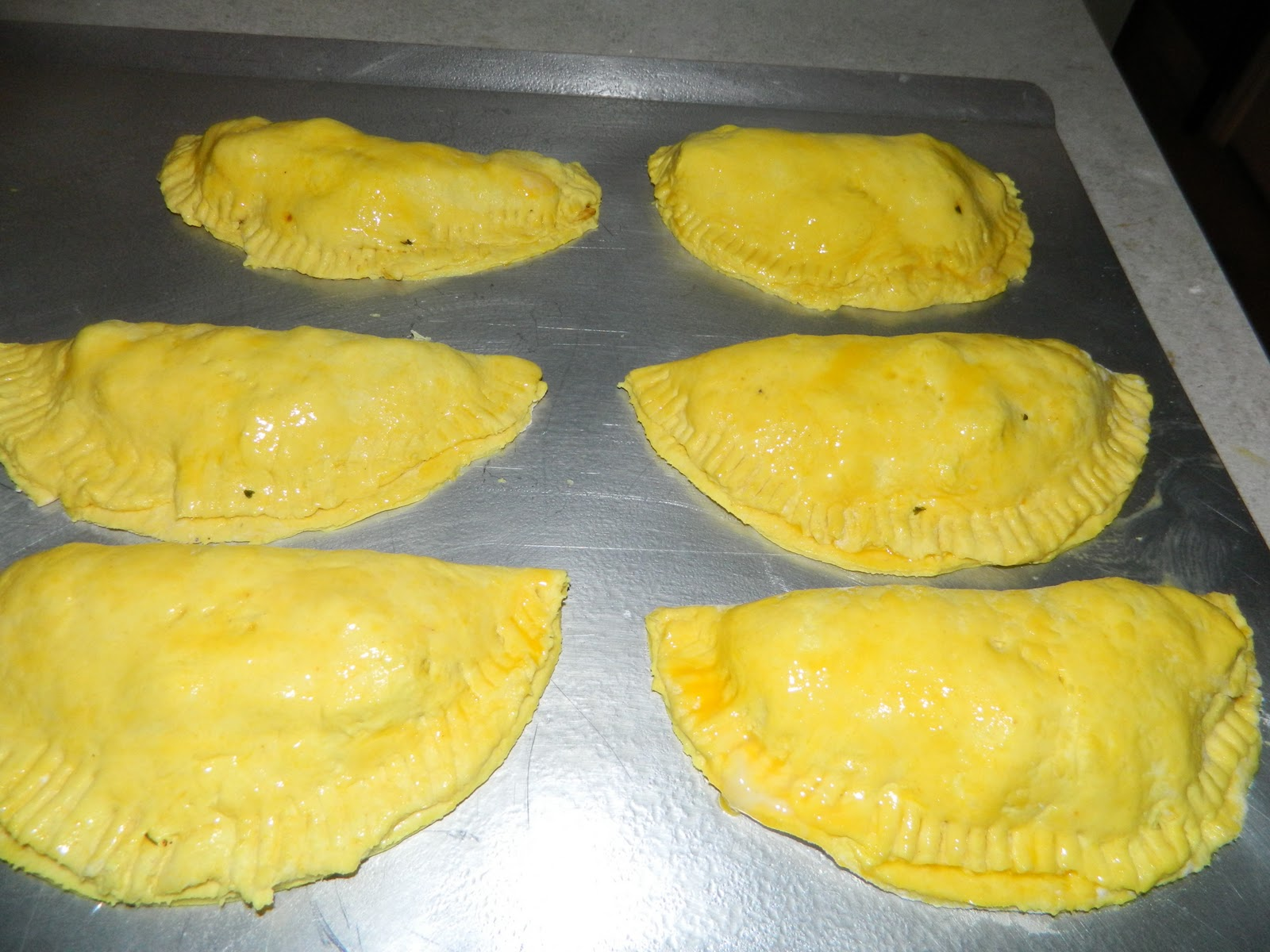 Jamaican Vegetable Patties Jamaican patties are an all