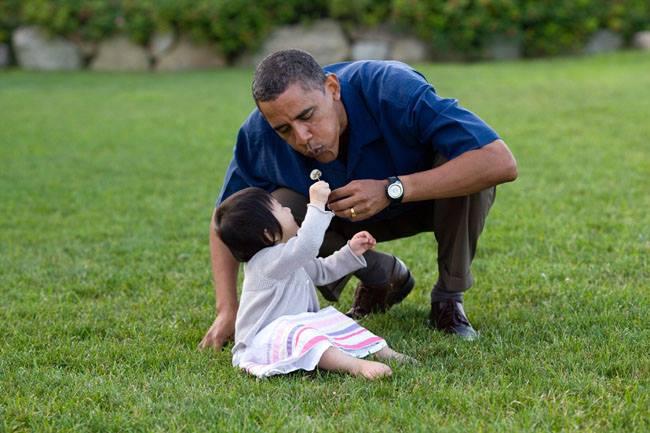 Ese es Barak Obama