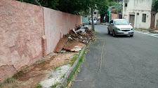 Moradores pedem fiscalização da prefeitura para a Rua Maracás