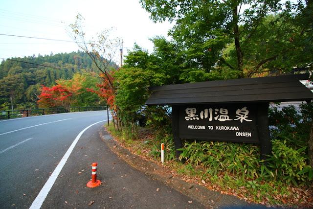 Keindahan Alam Onsen Kurokawa Jepang