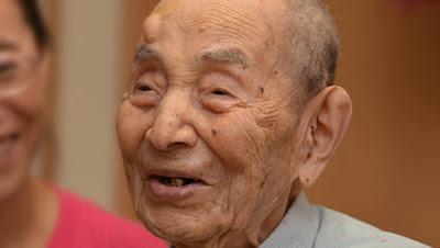 112 წლის იაპონელი – ხანდაზმულობის რეკორდსმენი