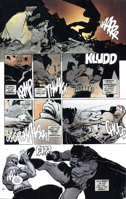 As cinco maiores batalhas do Batman 11