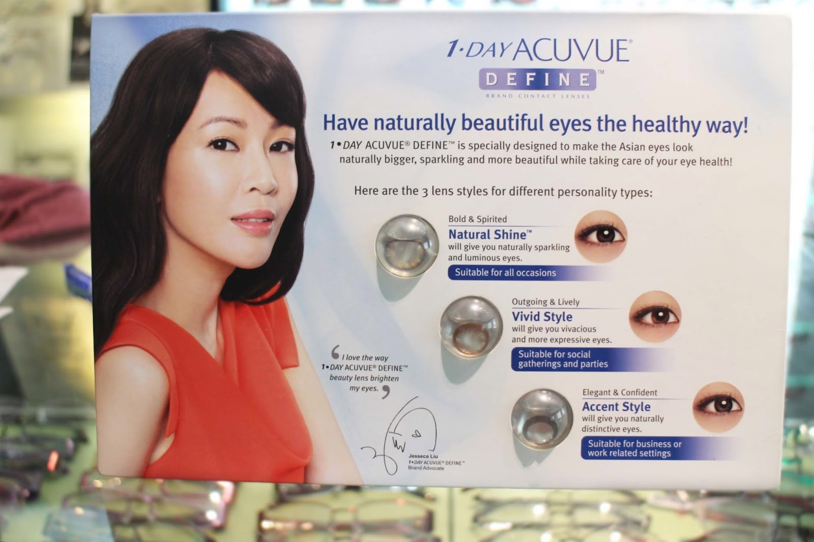 1 day acuvue define part one about samantha joy august 14 2013 nvjuhfo Image collections