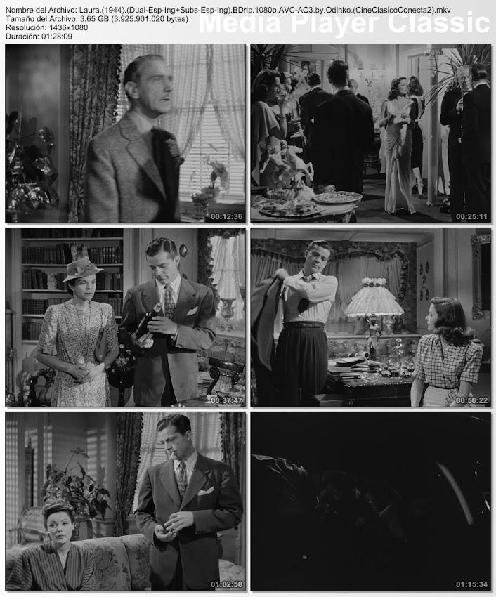 Imágenes de la película: Laura | 1944
