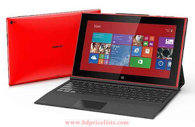 Microsoft/Nokia Lumia 2520 WINDOWS TABLET MOBILE Full Specifications And Price in Bangladesh