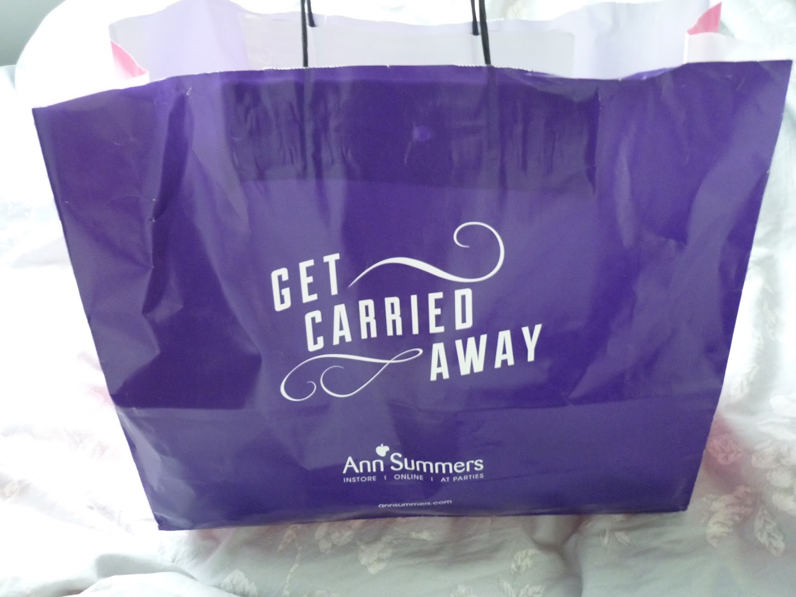 Ann Summers Get Carried Away