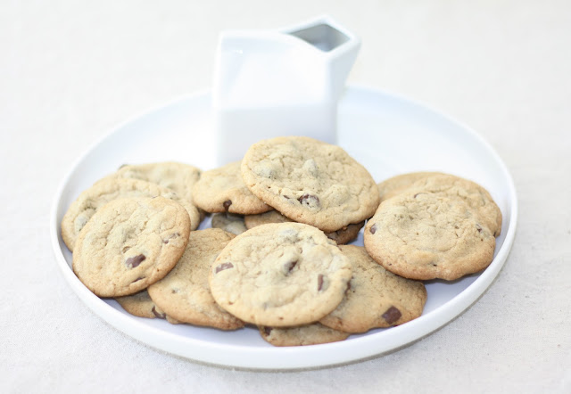 The Best Chocolate Chip Cookies - Julie Blanner entertaining & home ...