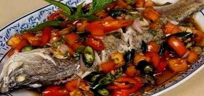 Ikan Colo-colo khas Ambon
