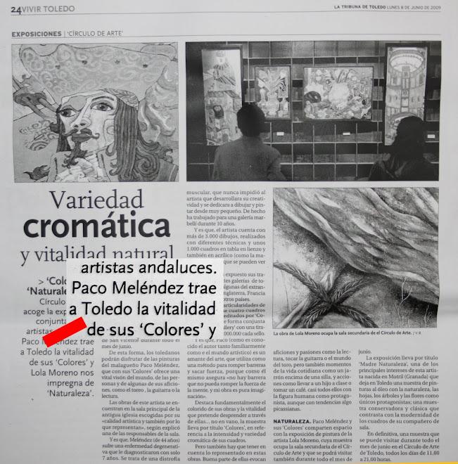 """ARTICULO VIVIR TOLEDO"""