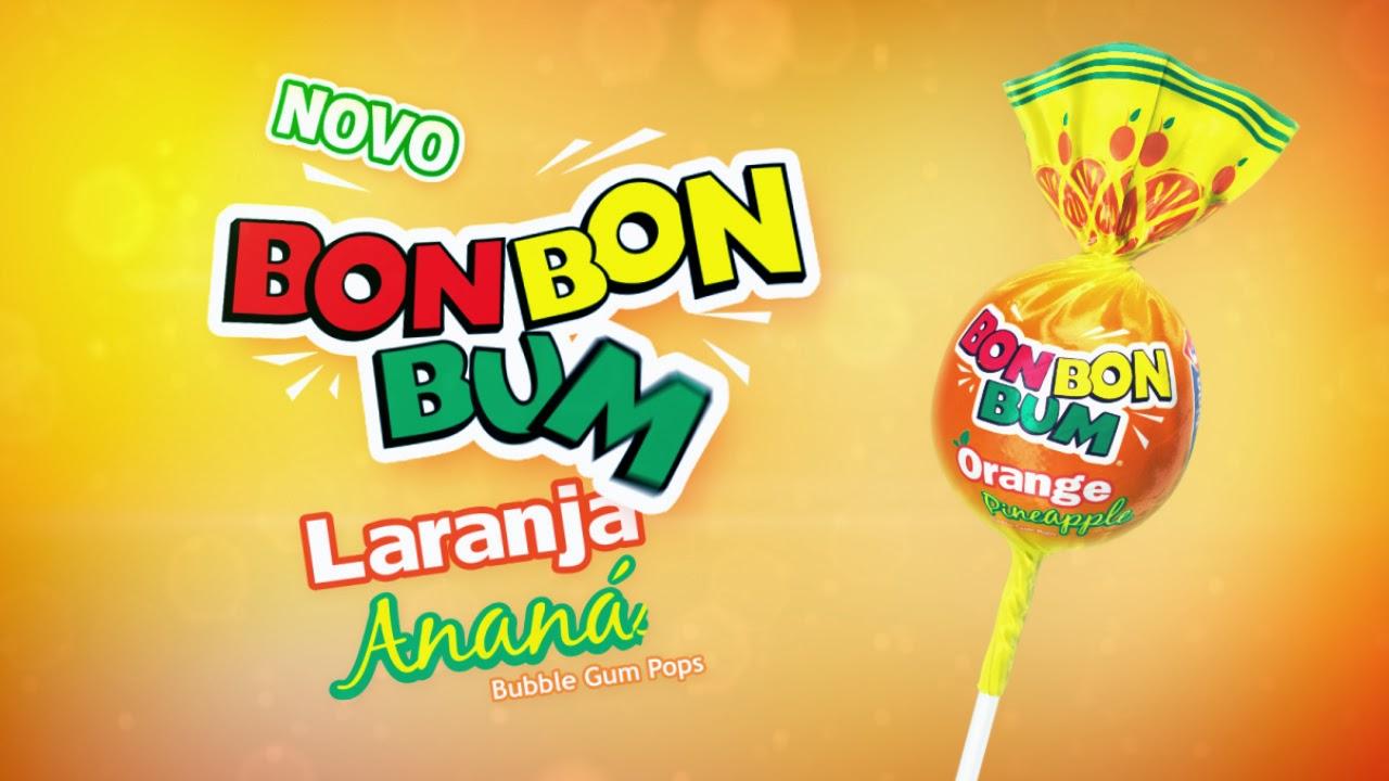 Bon Bon Bum Naranja Pi U00d1a