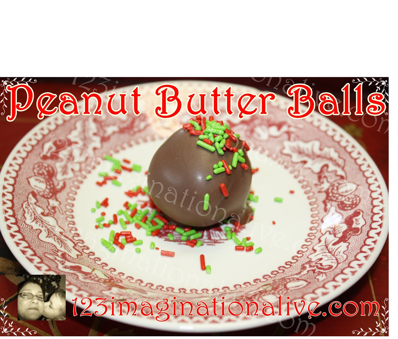 Easy Peanut Butter Balls!