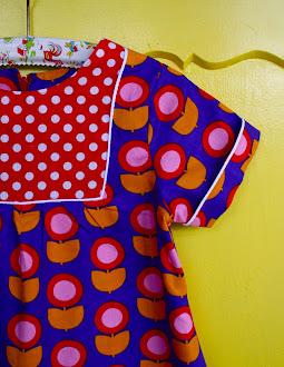 Nye kjoler i blogbutikken