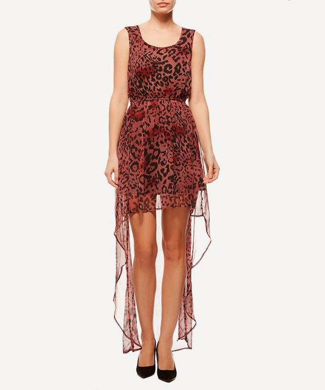 leopar  Koton 2014   2015 Elbise Modelleri, koton elbise modelleri 2014,koton elbise modelleri 2015,koton elbise modelleri ve fiyatları 2015,koton elbise modelleri ve fiyatları 2014