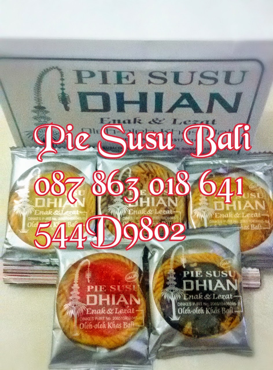 Pie Susu Bli Man Bali Denpasar