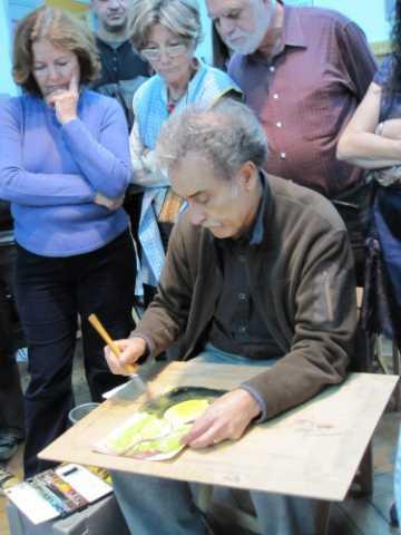 Acuarel arte taller de acuarela con pedro cano - Talleres cano madrid ...