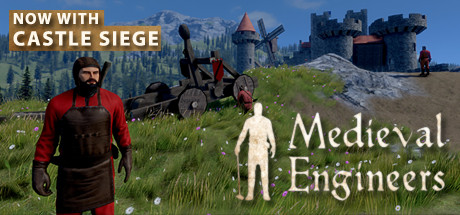 Medieval Engineers Deluxe Edition pc full español portable 1 link mega