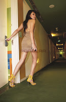 Foto Queen Lanny di Majalah Popular