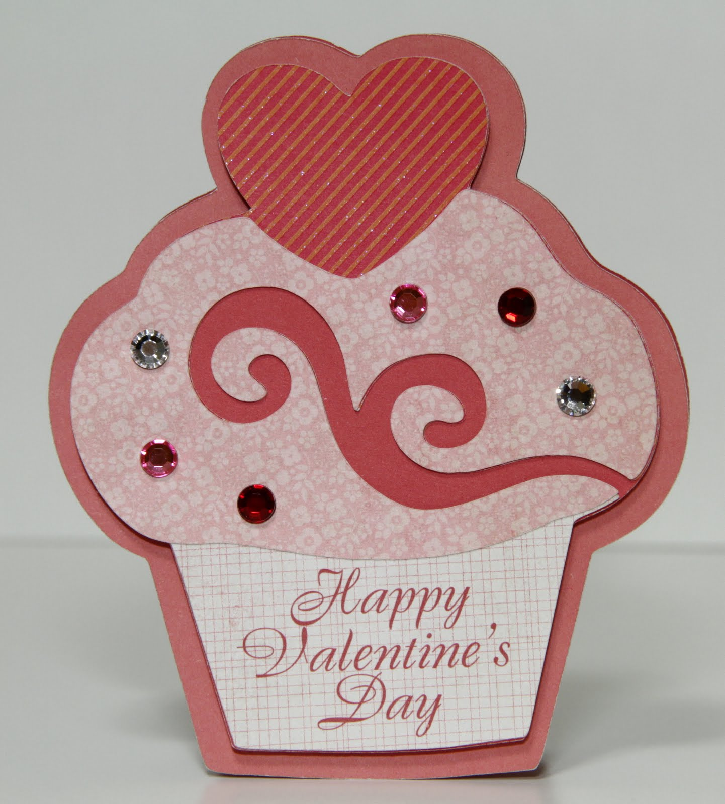Superb Valentines Cards Ideas To Make Part - 5: Valentine Jinni