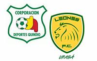 Deportes Quindío vs Leones FC
