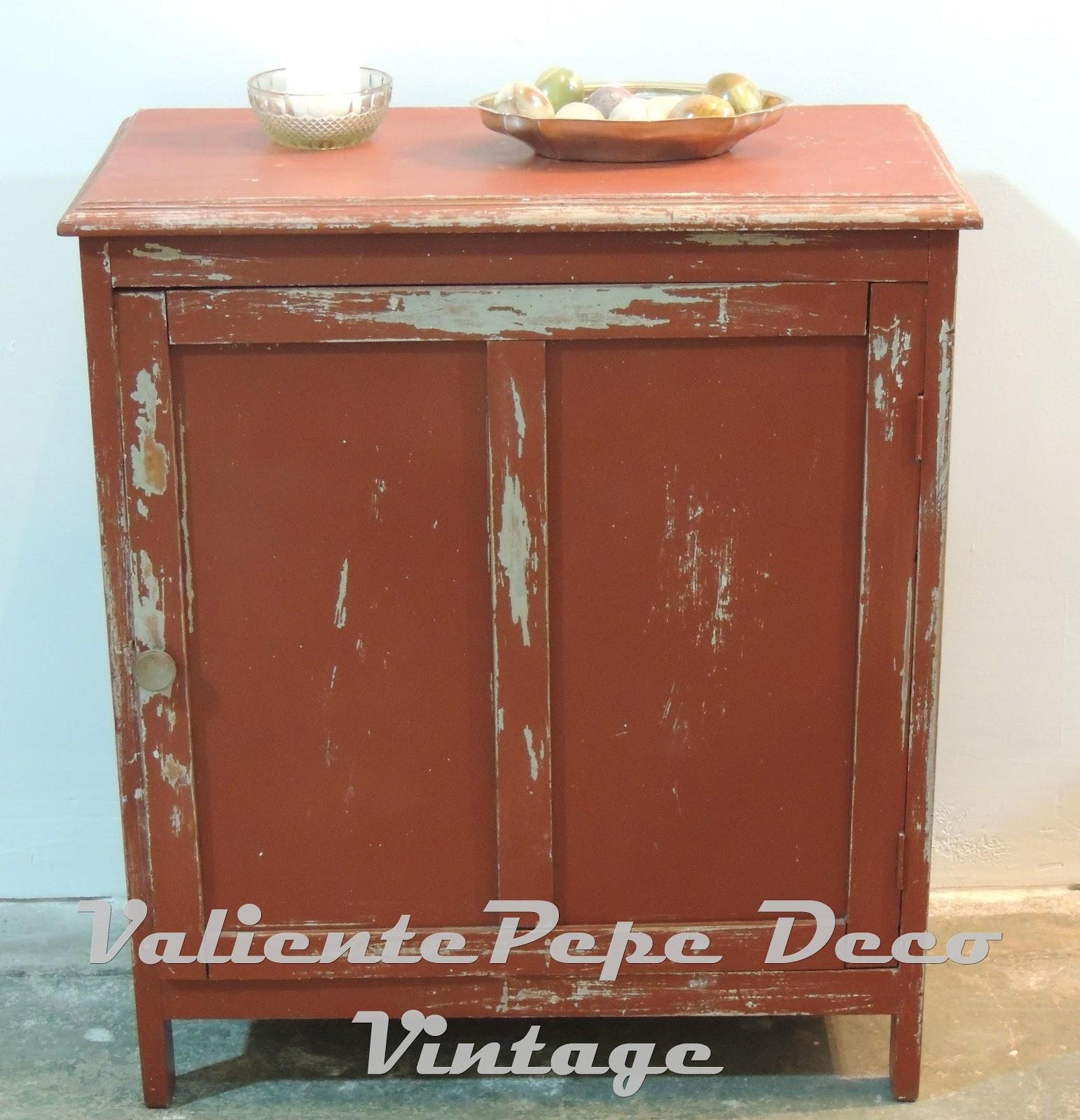 Aparador de campo antiguo mueble auxiliar valiente pepe - Mueble aparador antiguo ...